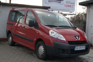 PEUGEOT EXPERT 3-osobowy 2,0 benzyna