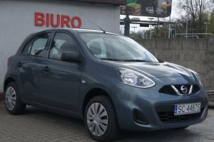NISSAN MICRA  1.2 benzyna