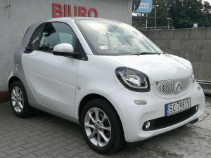 SMART FORTWO   1.0 benzyna